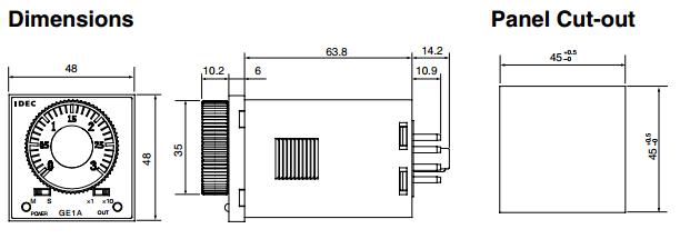 Kết quả hình ảnh cho ge1a kích thước