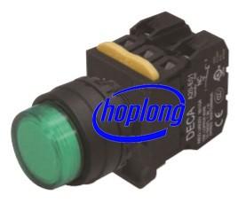 Nút nhấn có đèn Phi 22 A20
