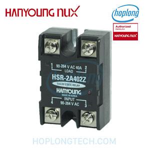 HSR-2D/2A