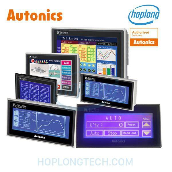 HMI Autonics
