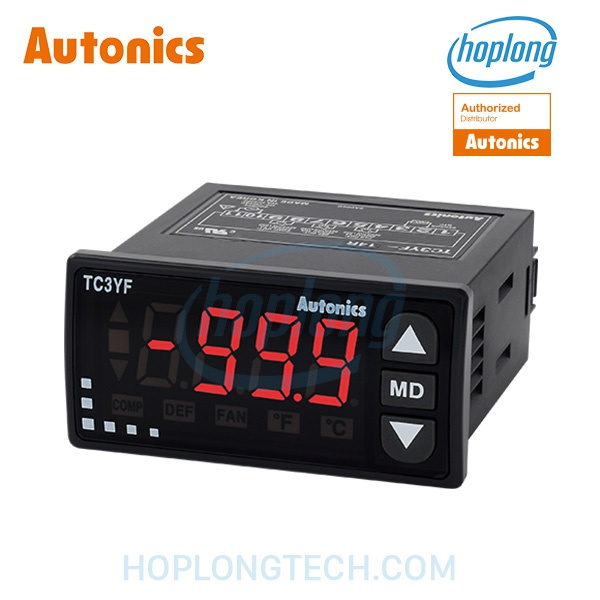 Temperature TC3YF Series
