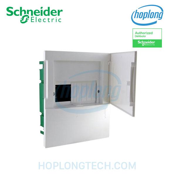 Tủ điện nhựa âm tường Mini Pragma