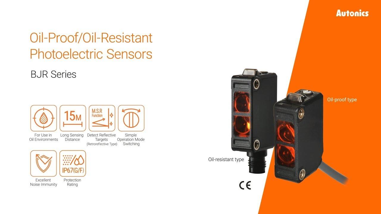 Đặc điểm nổi bật của cảm biến quang BJR Autonics