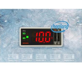 [Autonics – Giới Thiệu] Bộ điều khiển nhiệt độ cho máy làm mát TF3 Series Autonics