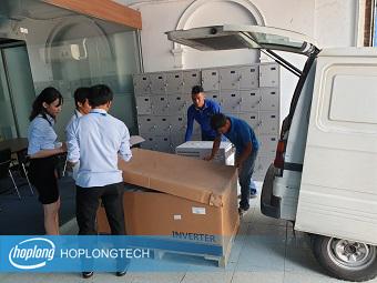 Trường An - Hồ Chí Minh Xuất Đơn Hàng LS Khủng Trong Ngày Gặp Khách Quý Sang