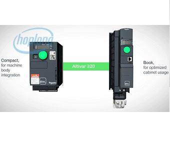 [Schneider – Giới Thiệu] Một số dòng sản phẩm mới biến tần Altivar Machine ATV320