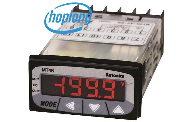 Panel meter MT4N Autonics