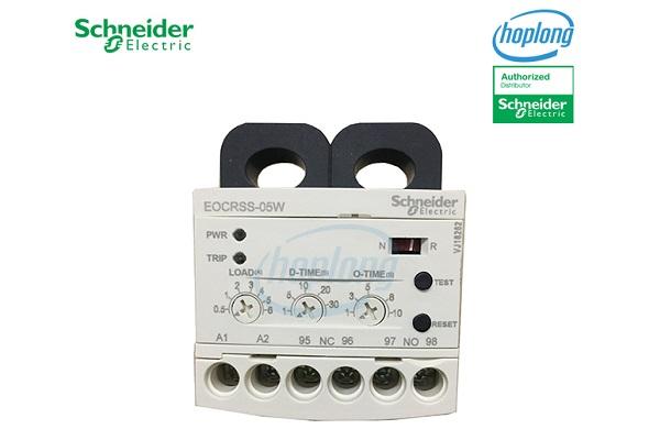 rơ le bảo vệ EOCR-SSD Schneider