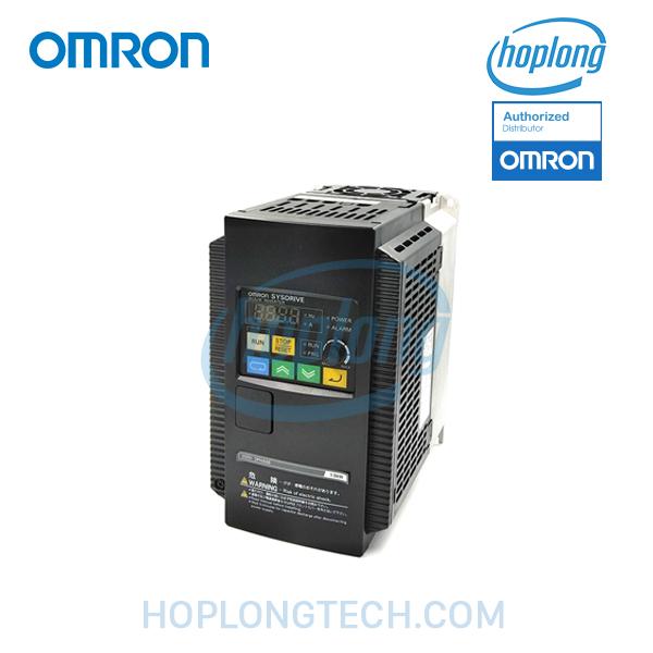 Biến tần loại nhỏ (0.1-7.5kW) 3G3JX Series Omron