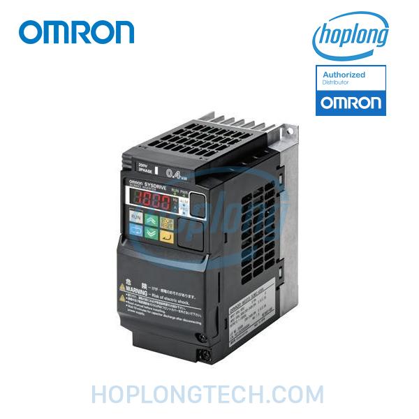 Biến tần loại trung (0.1-7.5kW) 3G3MX Series Omron