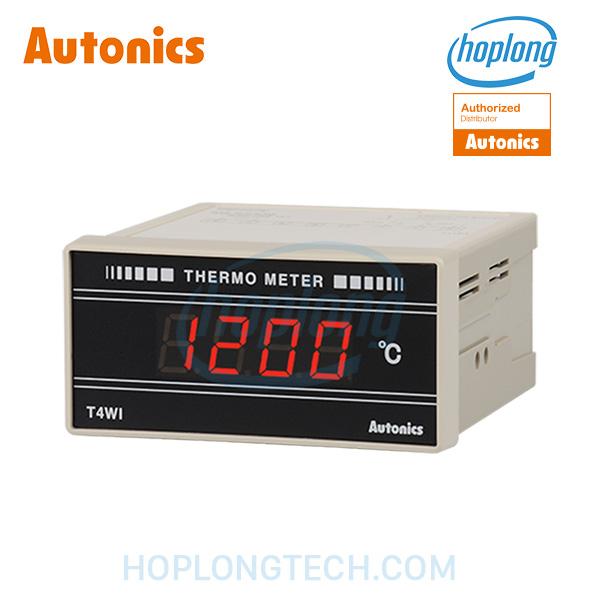 Bộ điều khiển nhiệt độ T4WI
