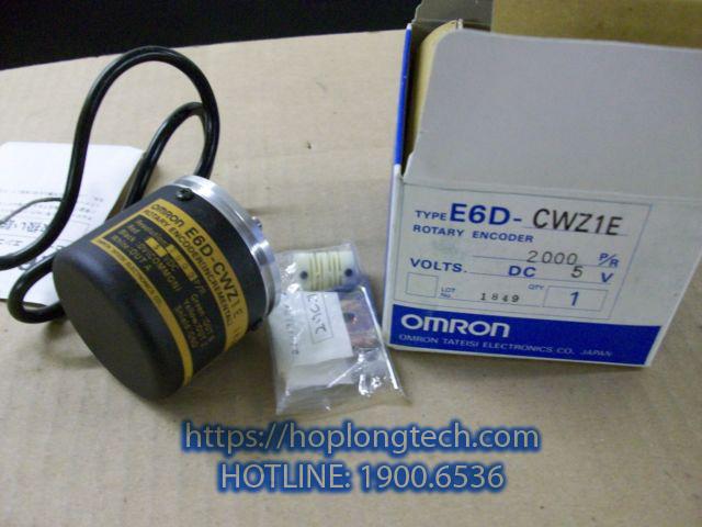 E6D-CWZ1E 1000 P/R 0.5M