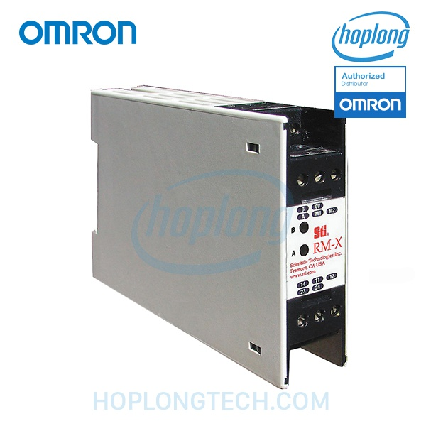 Safety Relay RM-X Series Omron
