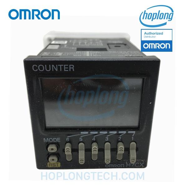 Counter H7CX-A-N