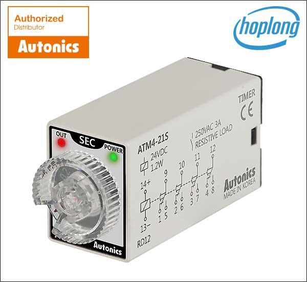 Bộ định thời Timer ATM Series Autonics