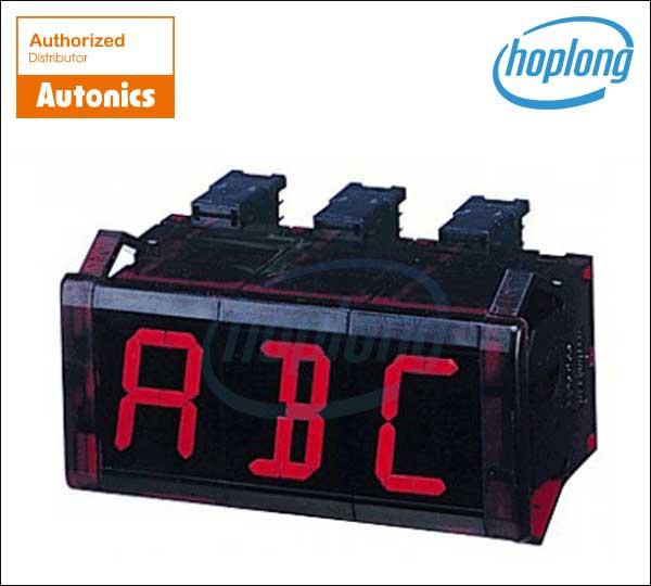 Bộ hiển thị số Autonics