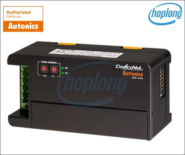 DeviceNet Analog I/O ARD-A series Autonics