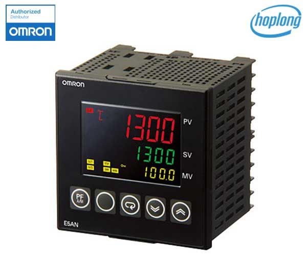 Điều khiển nhiệt độ Omron E5AN Series