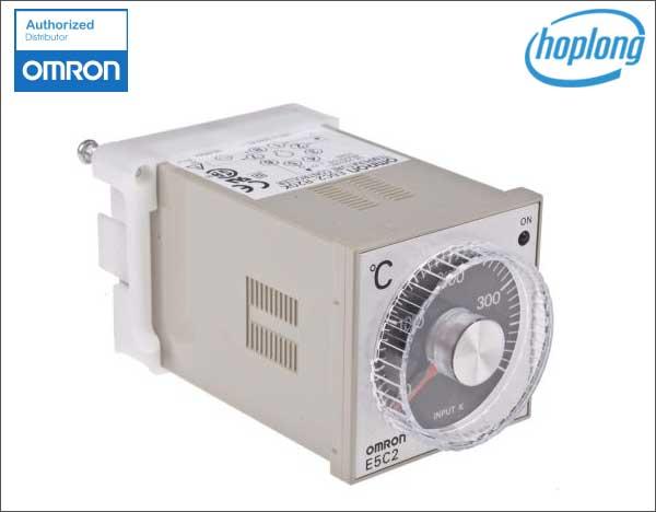 Bộ điều khiển nhiệt độ E5C2 Omron
