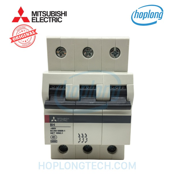 BH-D10 3P 63A TYPE C N