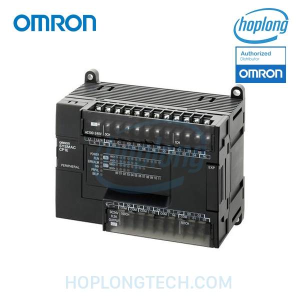PLC CP1E-N40DT-A