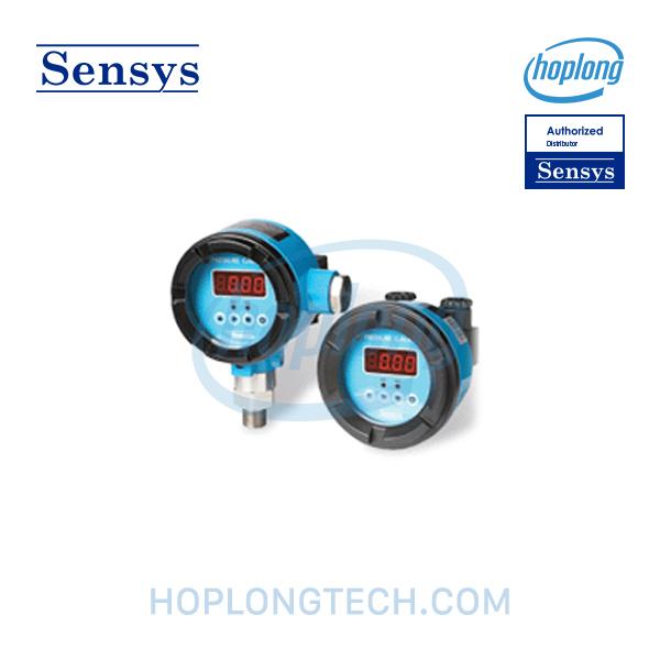 Đồng hồ đo áp suất kỹ thuật số SSG Sensys