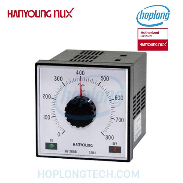 Bộ điều khiển nhiệt độ HY 2000 Hanyoung