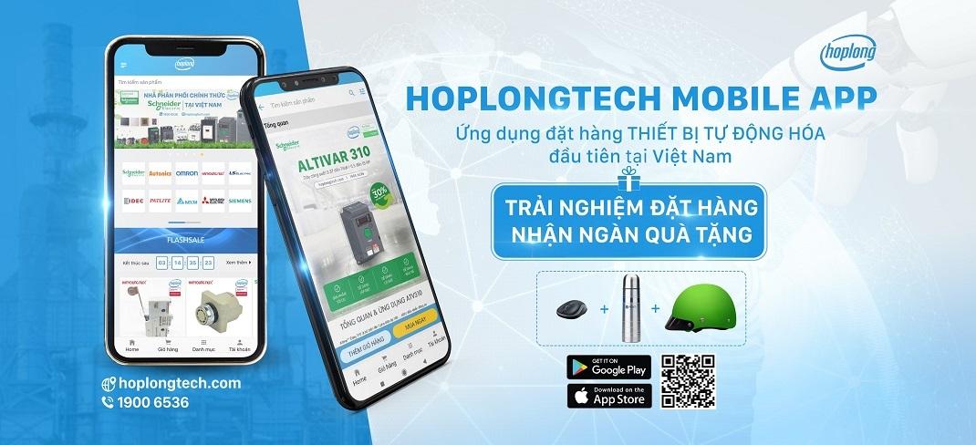 Tải ngay App hoplongtech